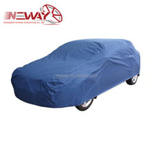 sliver coated polyester UV protection and waterproof car cover