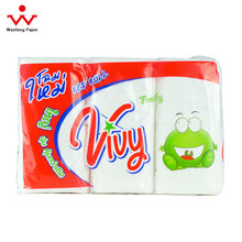 100% WOOD Pulp Family Size Toilet Roll Paper