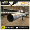 carbon steel spiral pipes on hot sale in the year of 2016