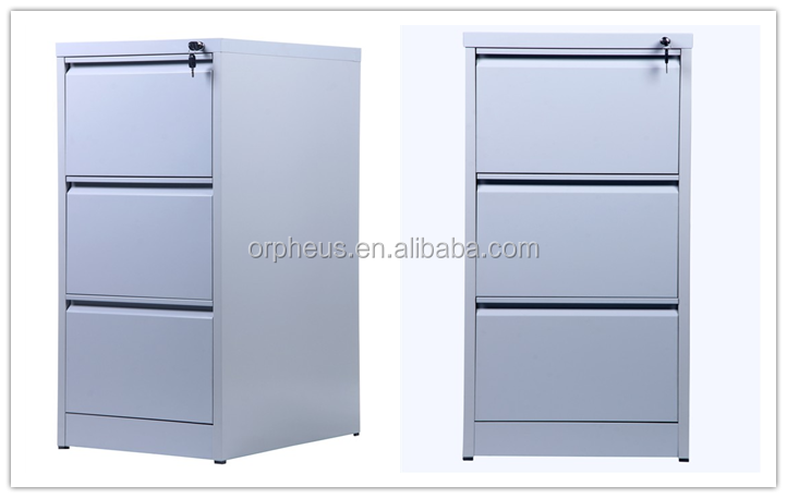 A4 Legal Folder Appliancance Cupboard Office Furniture Vertical 2,3,4 Drawer Steel storage Filing Cabinet