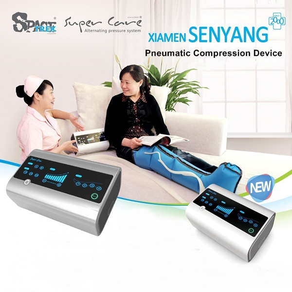 air pressure pressotherapy foot detox machine