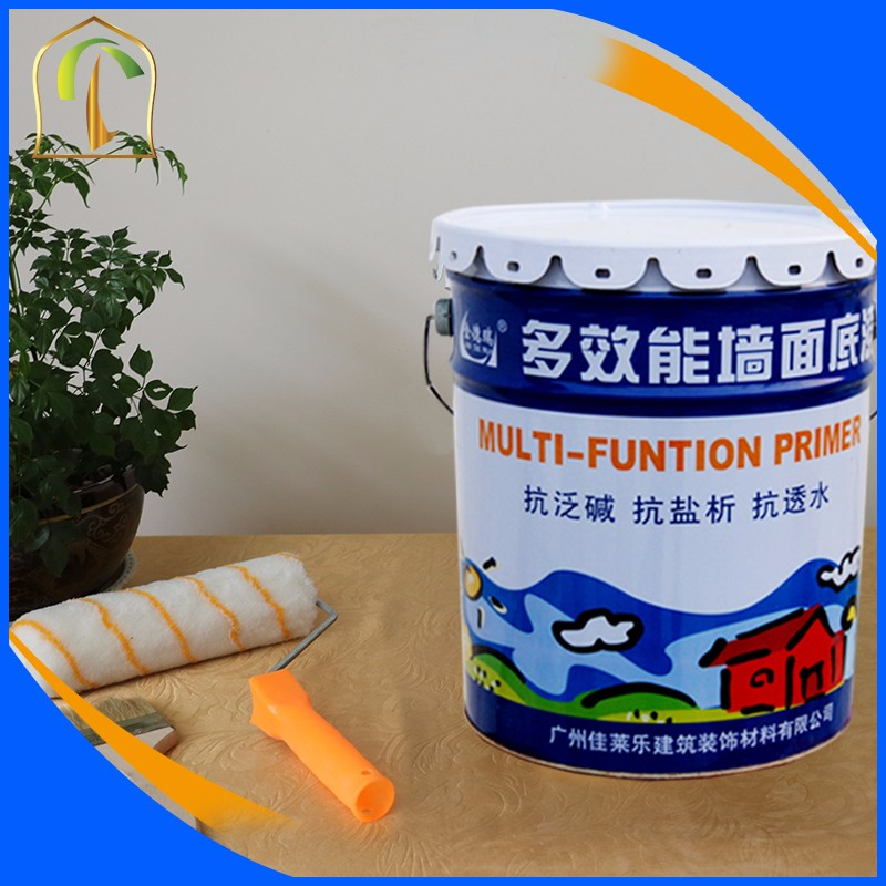 Multi-function red oxide primer paint