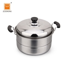 Accept OEM Service 30cm Stainless Steel Cooking Pot Set