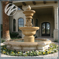 China Supply Large Outdoor Water Fountain