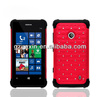 One direction phone case,Combo cases for Nokia n521, 3 in 1 for Nokia lumia 521