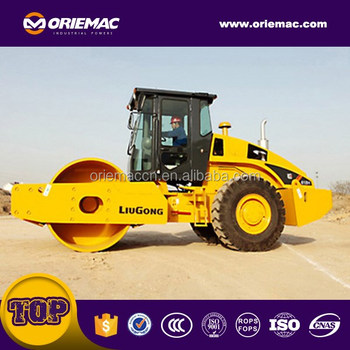 Hot Sale Liugong Mechanical Vibratory Roller CLG612H