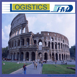 Shipping forwarder china consolidated sea shipping and logistics service from China to GIOIA TAURO