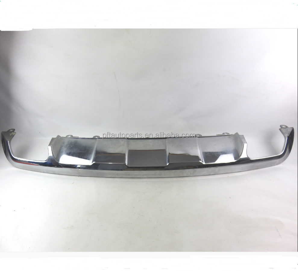 2009-2011 Mercedes W204 GLK Class Bumper Skid Plate Lower Cover XL00038 For 2048857423 204 885 7423