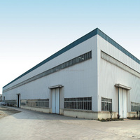 steel structure warehouse light/GB/steel fabricated house