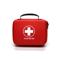Super Wholesale Waterproof Transparent Customized FAD First Aid Kit for Tavel Survival