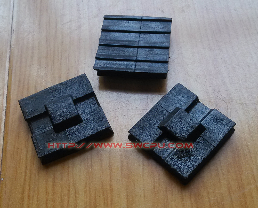 Plastic Insulator Injection Molding Plastic Part