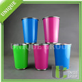 BPA and Toxin Free Multi-use 16oz Stainless Steel Pint Cups