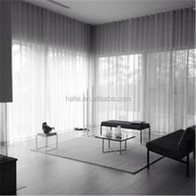 polyester stripe type of office window curtain