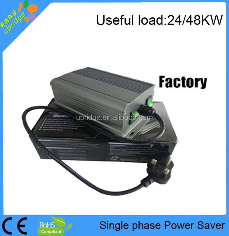 dual model electric Single phase power saver / energy saver