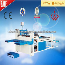 semi-atuo corrugated paper box pasting machine/carton pasting machine