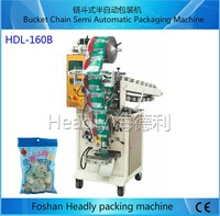 Small Bag Size Tea Packing Machine WIth Gusseted