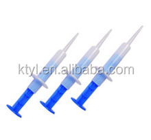 hot sale straight syringes suit for impression material and cement