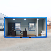 Economical prefab light steel structure container office