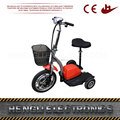 industrial three wheel electric scooter with seat self-balance electric scooter