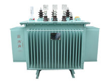 11 KV 500 KVA Oil Immersed Distribution Transformer