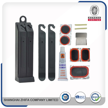 Article No. TP01 tyre repair tools, bike tyre patch set
