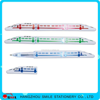 led light magnetic floating led train seven color light pen refills