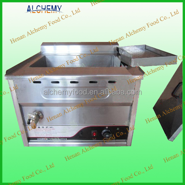 low cost 16L oil-water mixed deep fryer for KFC chicken