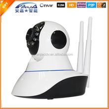 Outdoor Wireless IP Kamera batteriebetriebene