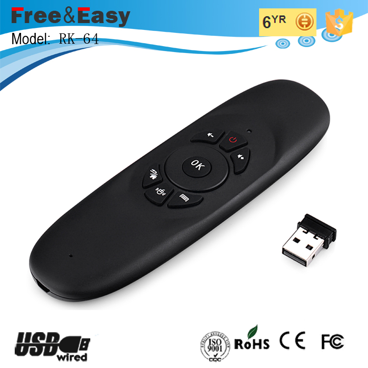 Stock Products Status and USB 2.4G wireless Interface Type Air Fly Mouse