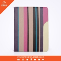 "7"" PU leather flip cover case for ipad mini"