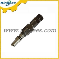 china wholesale relief valve assy applicable to Caterpillar CAT340D excavator, hydraulic safety valve