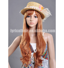 New Style Synthetic Hair Mono Top Wig