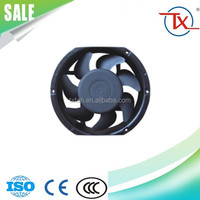 170mm dc round 12v axial cooling fan industrial exhaust fan