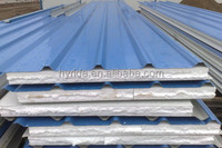 used for roof and box container prepainted zinc coated profile sheets