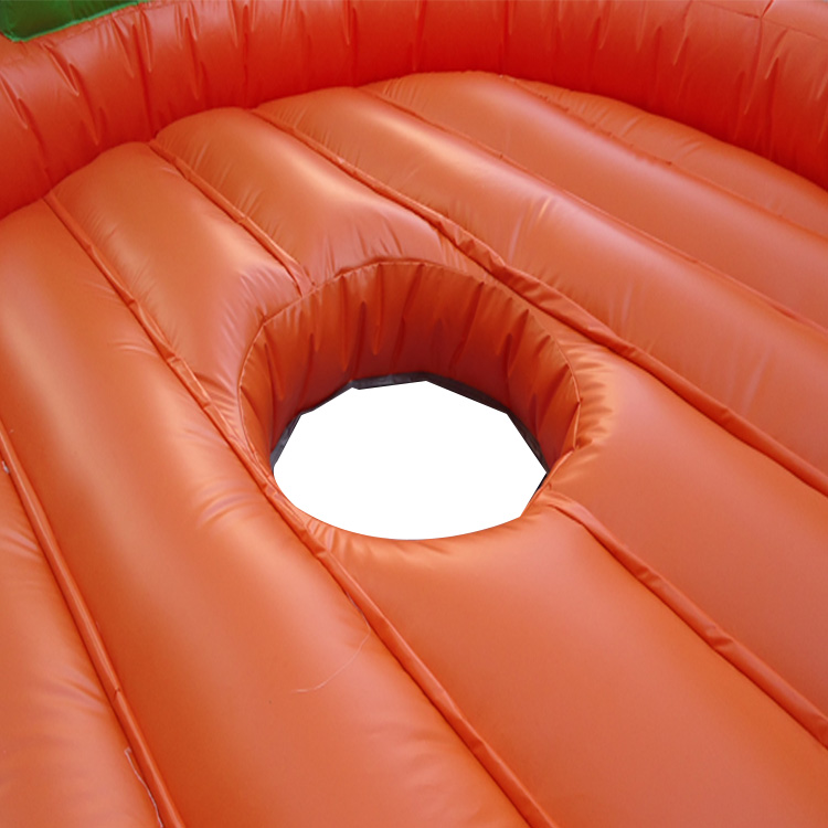 Carnival Theme Party Inflatable Mechanical Bull Riding Games
