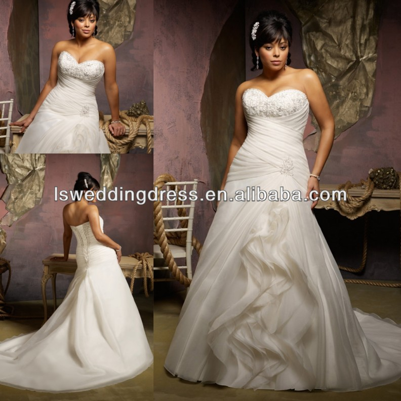 List manufacturers of super plus size wedding dresses buy for Super plus size wedding dresses