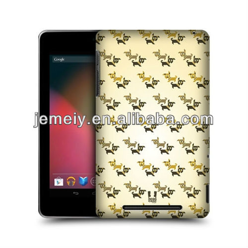 HEAD CASE CUTE DOG PATTERN PROTECTIVE BACK CASE COVER FOR ASUS GOOGLE NEXUS 7