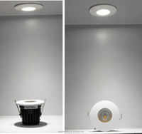IP65 Fire-rated bathroom lighting high power