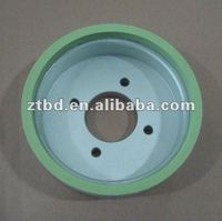 6A2 ceramic bond grinding wheel for PCD, PCBN inserts