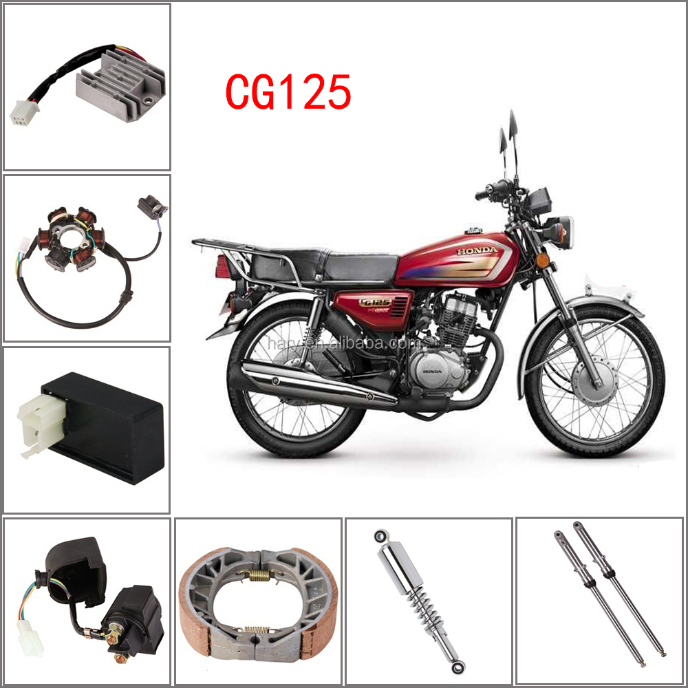 Top Quality Motorcycle CG125 CDI Engine Parts