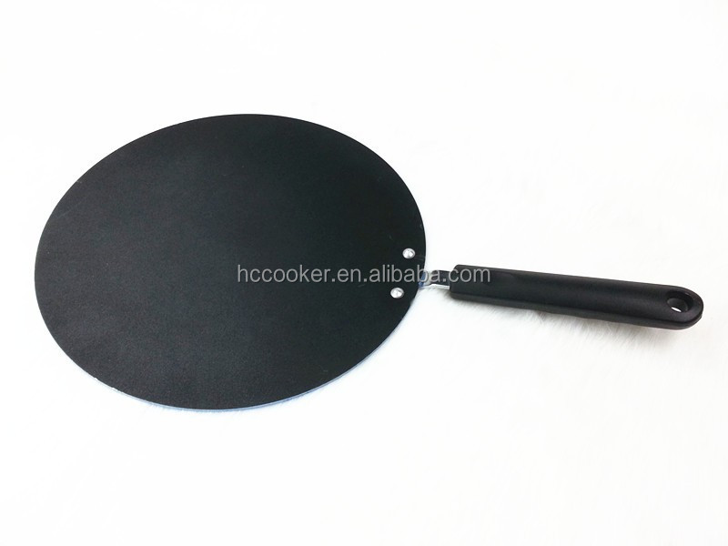 hot sell 2015 new design aluminium indian tawa pan