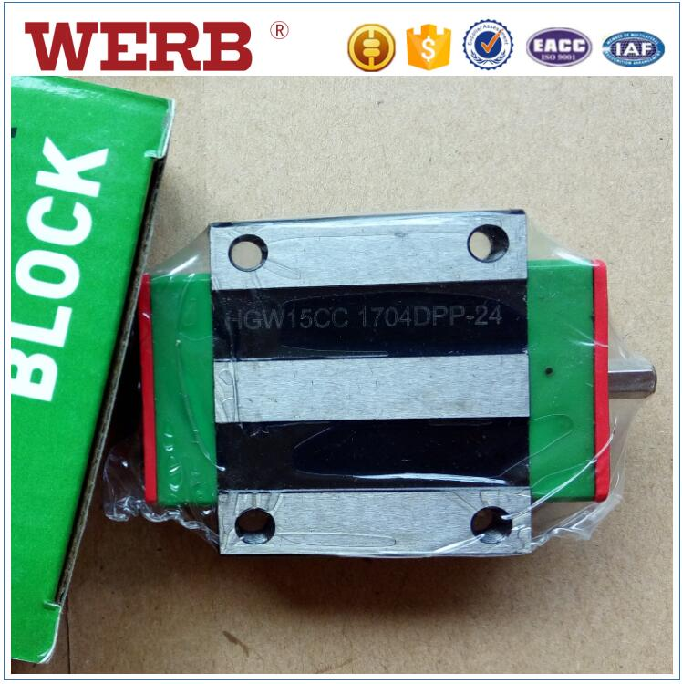 China high running performance t type linear guide rail