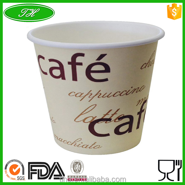 TOP 1 black coffee lid paper coffee cups china with great price, dessert cup with lid