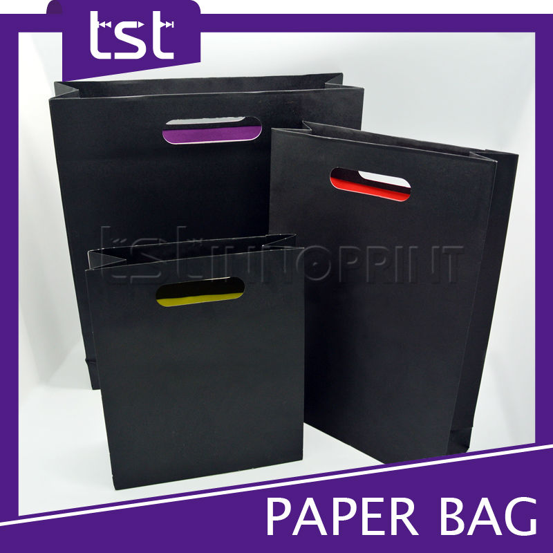 Hot Sale Promotion Paper Tote Bags for Gift