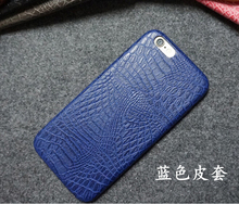 Hot selling ultra thin leather soft back cover case for iphone 6