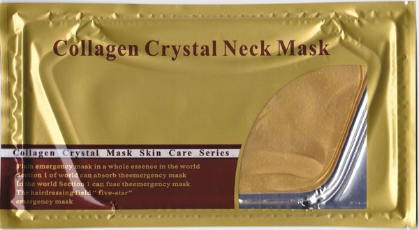 Wholesale Best choice gold neck mask