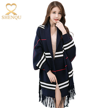 factory china 2017 fashion lady viscose acrylic scarf and shawl, winter ponchos and capes pashmina scarves and shawl