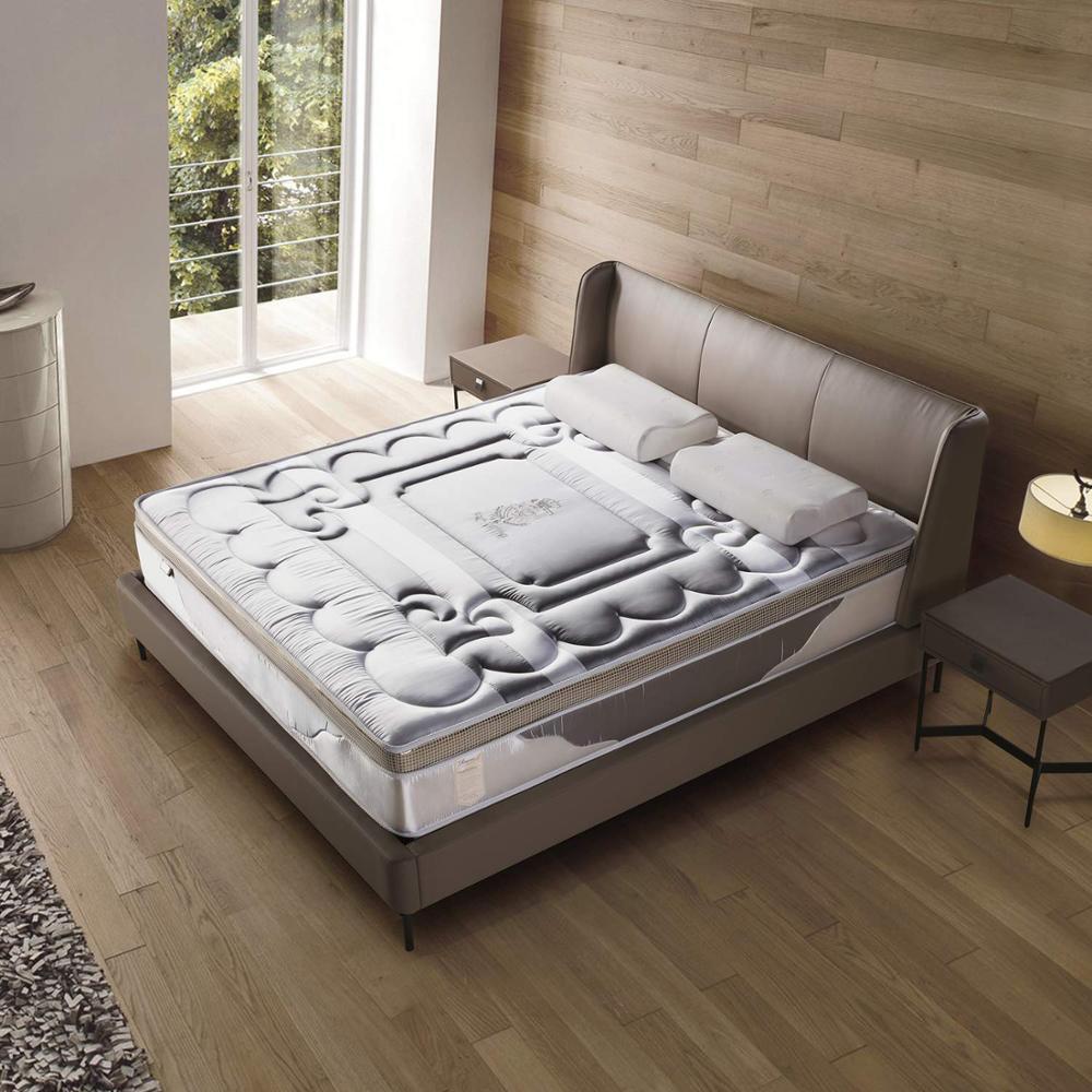 14 inch plush memory foam mattress ventilated gel memory foam bamboo charcoal infused memory foam - Jozy Mattress | Jozy.net