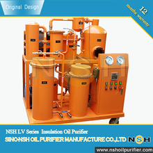 NSH LV Automatic Water-ring Vacuum Pump Lubrication Oil Filteration System