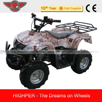 110CC ATV AUTOMATIC WITH REVERSE(ATV007)